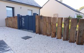 Pose de clôture ou haie plus d'hésitation à avoir