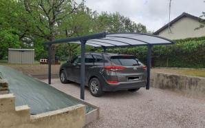 Installation de carport Aluminium : résistant et durable dans le temps
