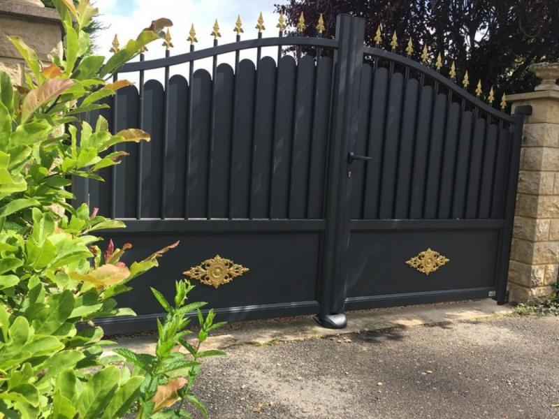 Installation de portail : Bien choisir le type d'ouverture