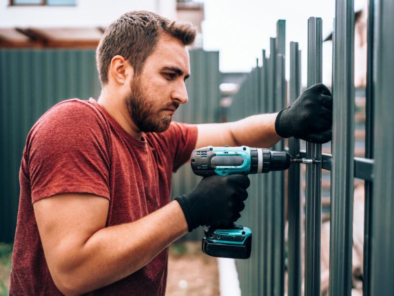 L'installation professionnelle de votre clôture, pergola, portail, ou carport