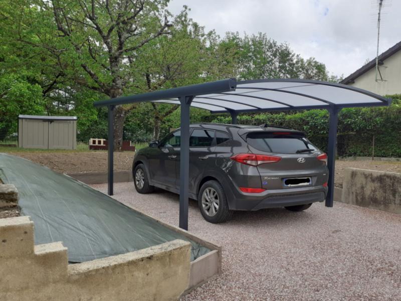 Le carport : la solution pour garer sa voiture ou son camping-car