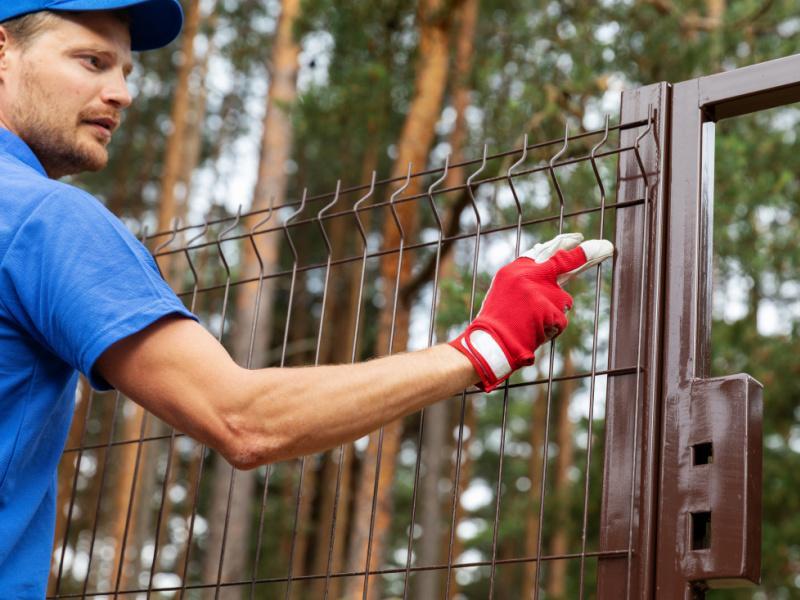 Installation de portail et de pergola : suivi et garanties